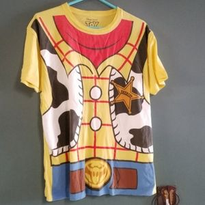 Toy Story Woody Sherrif t shirt